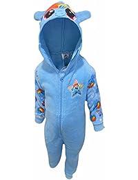 My Little Pony Hooded Fleece Chicas One Piece Sleepsuit Pijamas