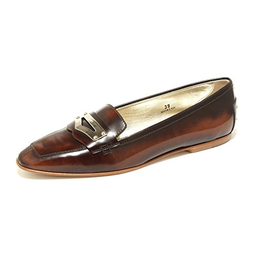43109 ballerina mocassino TOD 'S scarpa donna loafer shoes women [37]