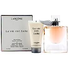 Lancôme La Vie Est Belle Eau de Parfum Spray y Loción Corporal - 1 Pack