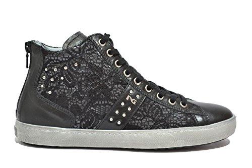Nero Giardini Sneakers scarpe donna nero 6242 A616242D 37