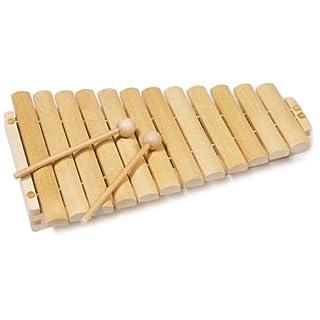 Goki 61969 - Musikinstrument - Xylophon mit 12 Tönen