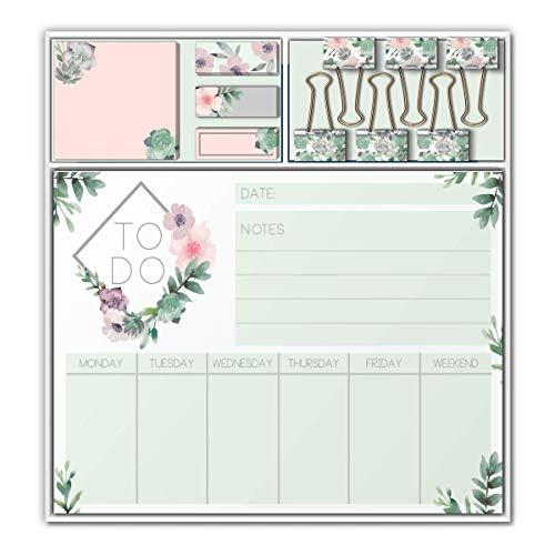 Pink Punch Brads (Lady Jayne Lovely Garden Schreibwaren-Set Schöner Garten 10.5