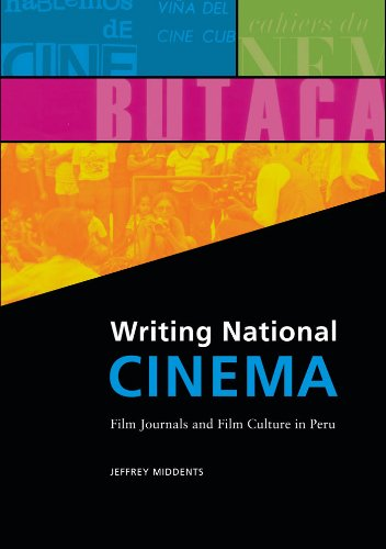 Writing National Cinema (Interfaces: Studies in Visual Culture)
