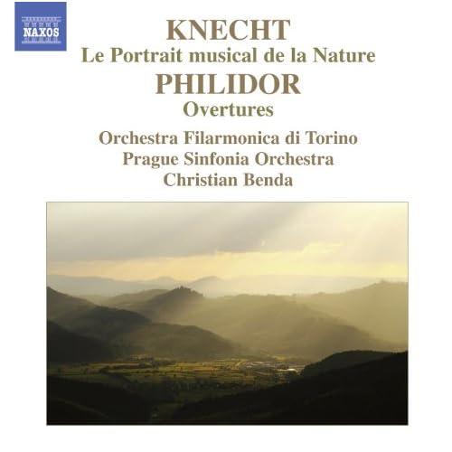 Knecht: Le Portrait musical de la nature - Philidor: Overtures