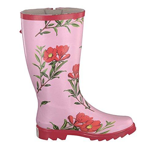 GOSCH SHOES - Stivali di gomma Donna Pink
