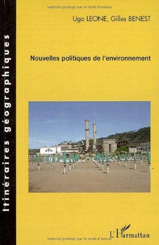 Nouvelles politiques de l'environnement