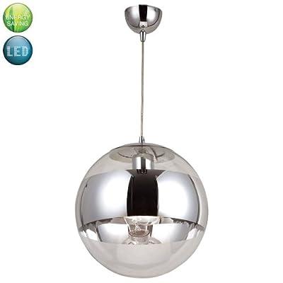 Hängeleuchte Hängelampe LED Pendelleuchte Leuchte Deckenleuchte Globo Galactica 15812LED von Globo bei Lampenhans.de
