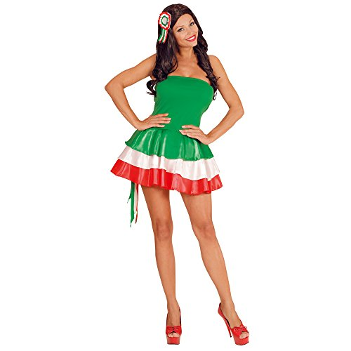 Italienische Kostüm - Widmann - Kleid Miss Italien