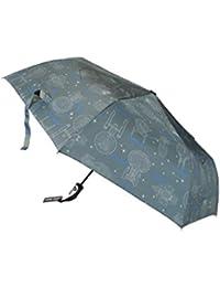 Star Trek Umbrella - Ships of Line Folding Umbrella - Official Star Trek merchandise semorabilia gifts for men and women