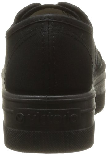 victoria sneakers tela Negro - Noir (10 Negro)