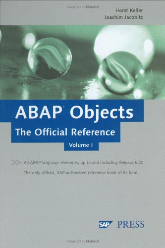 ABAP Objects: The Official Reference