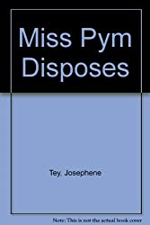 Miss Pym Disposes