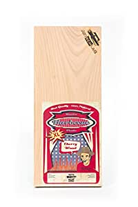 ... (Wood Planks) 2er Pack Cherry - Kirsche XL: Amazon.de: Garten