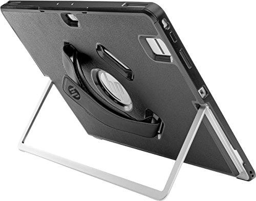 HP 1012 G2 Schutzhülle für Tablet (Housse, HP, Elite x2 1012 G2, 317 g, Schwarz/silberfarben (Hp Tablet-schutzhülle)