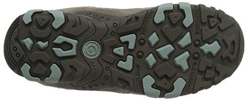 Hi-Tec Quadra Classic, Chaussures de Randonnée Basses femme Beige (Taupe/light Taupe/jadette 043)