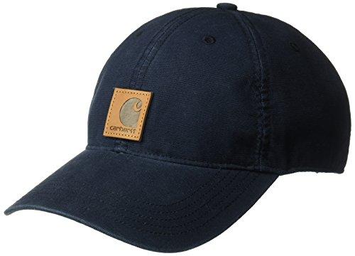 Carhartt Unisex Cap Odessa 102427, Größe:one size, Farbe:dark indigo