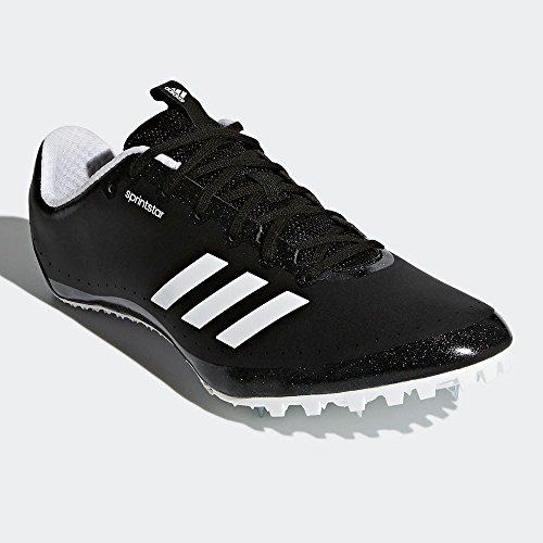 adidas Sprintstar Course À Pied À Pique - SS18 Noir