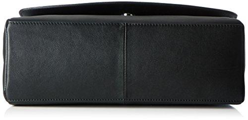 Borsa A Tracolla Bree Ladies Stoccolma 36, taglia Unica Nera (nera)