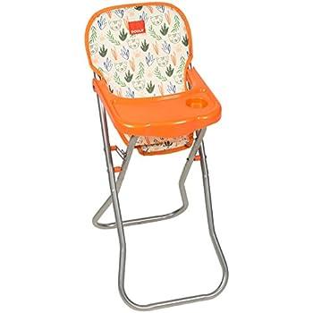 Chaise Toys Up'n Pliable Poupées Haute Pour Hauck Down Deluxe nOw0Pk
