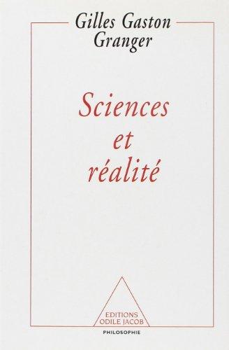 Sciences et réalité par Gilles Gaston Granger