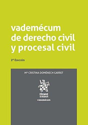 Vademécum de Derecho Civil y Procesal Civil 2ª Edición 2017