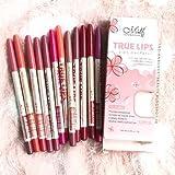 #9: Menow True Lip Liners Pencil - 12Pcs