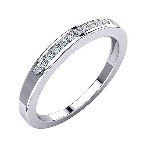 Verlobungsring Diamant 1/4 Karat (750)