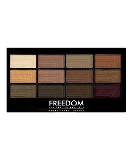 Freedom Makeup - Lidschatten Palette - Pro12 Secret Rose