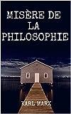 Misère de la philosophie - Format Kindle - 4,80 €