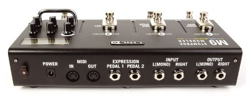 Line 6M9Stompbox Modeler Multi de pedal de efectos