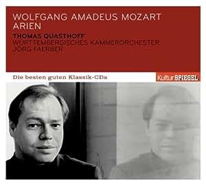 KulturSPIEGEL - Die besten guten Klassik-CDs: Wolfgang Amadeus Mozart - Arien