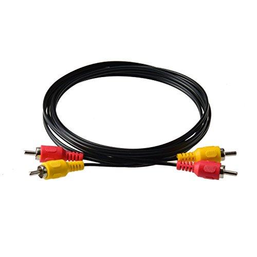 Gam3Gear Audio Video AV-Kabel-Bl...