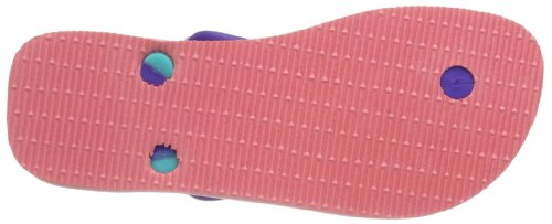 Havaianas Brasil Mix 4123206, Infradito Unisex – Adulto Rosa (Coral)