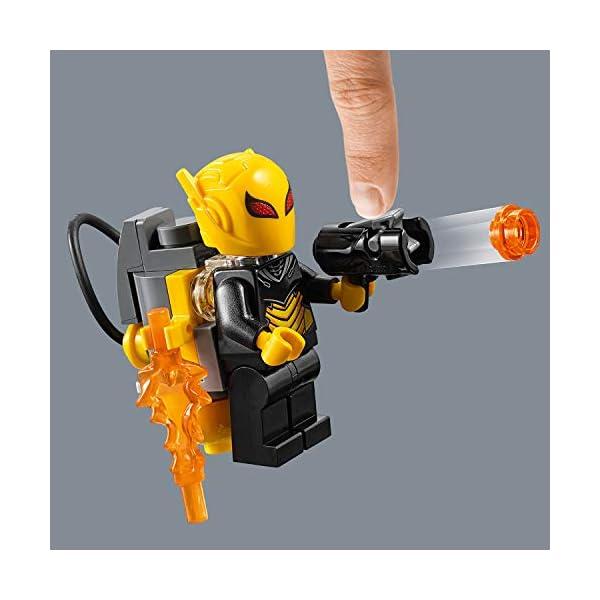 LEGO Super Heroes - Mech di Batman vs. Mech di Poison Ivy, 76117 4 spesavip