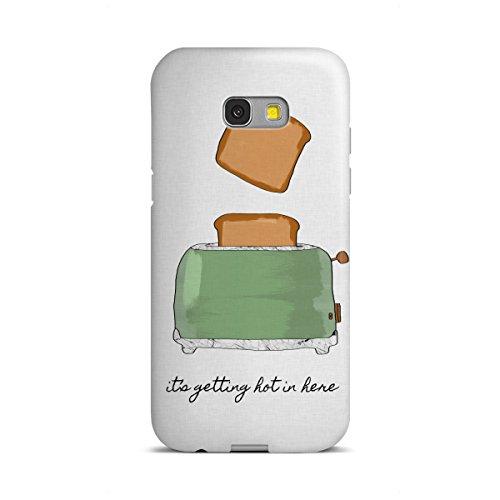 artboxONE Samsung Galaxy A5 (2017) Premium-Case Handyhülle It's Getting Hot in Here von Orara Studio
