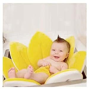 blooming flower tubs seats for baby kingko baby bath lotus super soft cute b. Black Bedroom Furniture Sets. Home Design Ideas