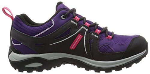 Salomon Damen Ellipse 2 Gtx W Trekking-& Wanderhalbschuhe, Schwarz, 36,5 EU Purple