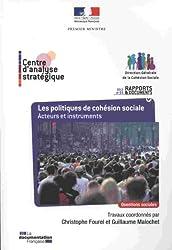 Les politiques de cohésion sociale : Acteurs et instruments