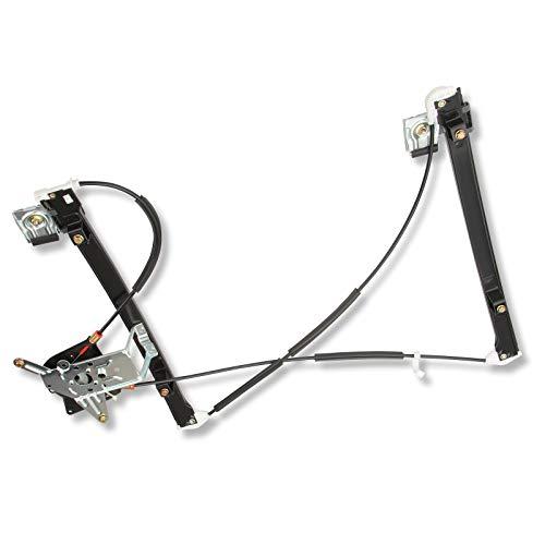 FLYN Elektrisch Fensterheber Reparatursatz Set Vorne Links mit Türer 6X0837461A