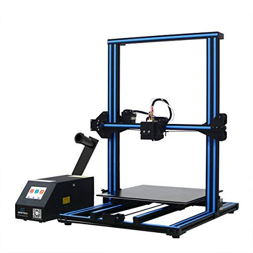GEEETECH A30 3D Printer Aluminum with Print Size 320×320×420mm,Filament  Detector,Break Resume,Full-color Touch Screen and Dual Z Axis Lead  Screw,Fast