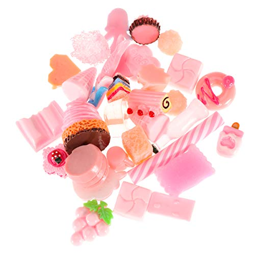 Artibetter Slime Charms cute Set - 30pcs Charms for