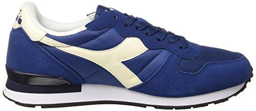 Diadora Camaro, Sneaker Man Blue (bleu Été / Blanc Antique)