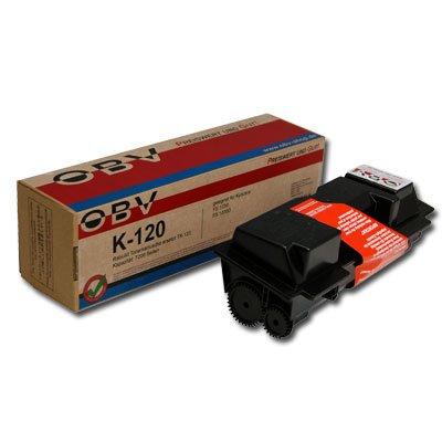 OBV FS 1030 kompatibler Toner ersetzt Kyocera TK-120 / 1T02G60DE0 Kapazität: 7200...