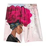 Drums Musical Instruments Beach Pants Men Shorts.Quick Dry,Breathable,Soft,Lightweight And Durable.Provide For You The Most Comfortable Pair Of Swim Trunks. Polyester Feels Like Your Favorite Shorts.Gentle Elastic Waistband With Workable Drawstring.S...