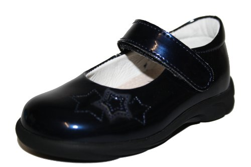 Richter Kinderschuhe 32.0303.4760 Mädchen Ballerinas Blau (Atlantic)