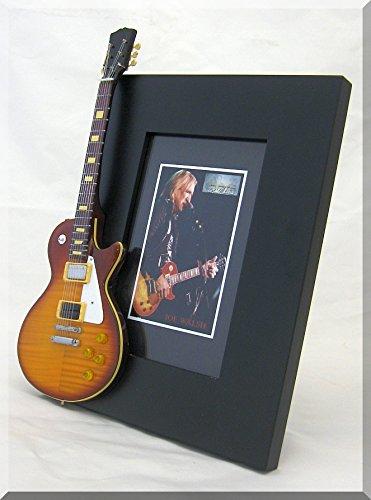 ARTSTUDIO35 Joe Walsh Miniatur-Gitarre Bilderrahmen Eagles