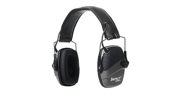 Howard Leight by Honeywell 1030942 Impact Sport Sound Earmuff
