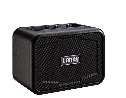 Laney MINI Series - Battery Powered Guitar Amplifier with Smartphone Interface - 3W - Ironheart Edition