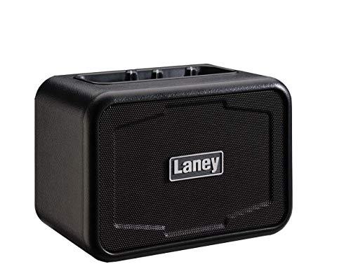 Laney Mini Series Gitarrenverstärker mit Smartphone-Schnittstelle Eisenherz (Ironheart) Mono Schwarz