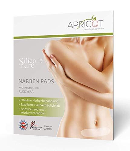NEU! Silicone care® Narben Pads von APRICOT